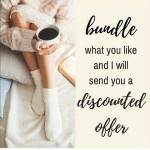 Denim - Bundled Discounts!